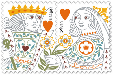 postage_stamp_king_and_queen_of_hearts