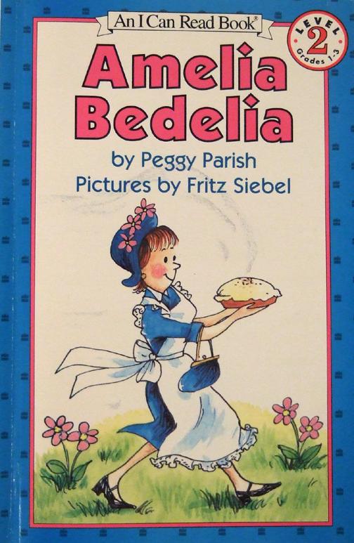 Amelia Bedelia Rachel Swartley